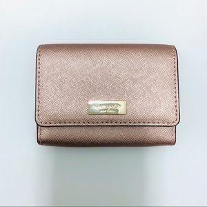 NWT Kate Spade Large Holly Card Case